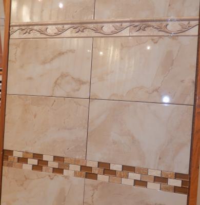 10 Quot X 16 Quot Prissmacer Naples Crema Ceramic Wall Tile