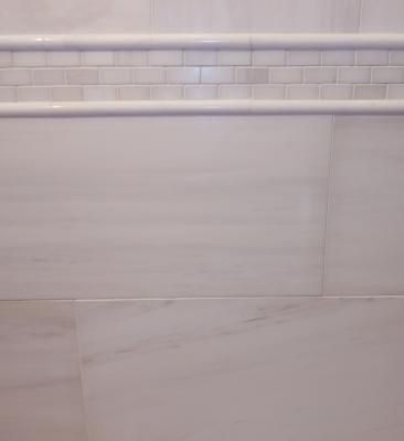 X X X X Bianco Dolomiti Polished - 6 x 18 white subway tile