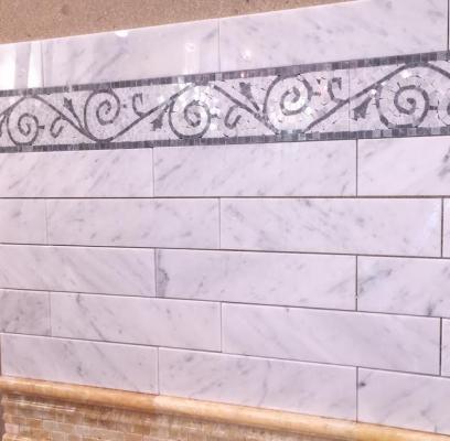 3 Quot X 12 Quot White Carrara Marble Subway Tile Polished