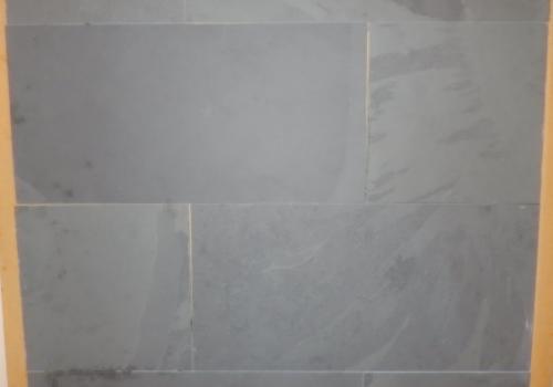 12 Quot X 24 Quot Montauk Black Slate Tile