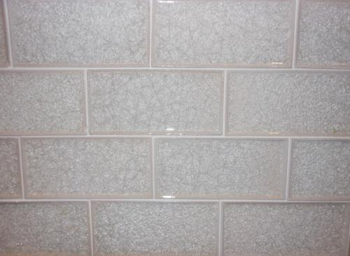 3 Quot X 6 Quot Subway Crackle Glass Tile Bianco Perla Bp