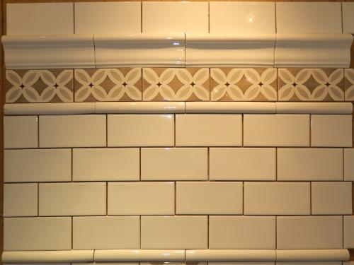 3 Quot X 6 Quot Adex Studio Collection Snow Cap Subway Tile W