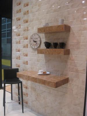 4 Quot X 8 Quot Mainzu Ceramica Doric Crema Beveled Subway Tile