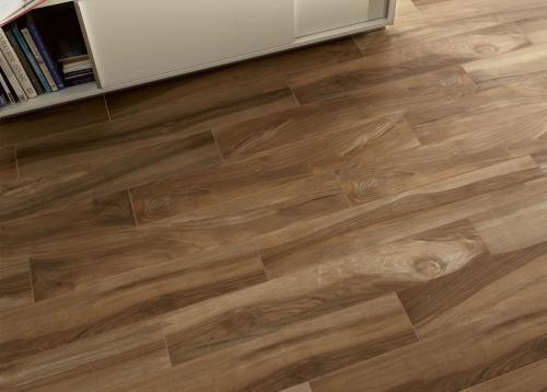 6 Quot X 36 Quot Vallelunga Tabula Noce Wood Look Porcelain Tile