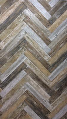 Keros 4 Quot X 24 Quot Backwood Wood Look Porcelain Tile
