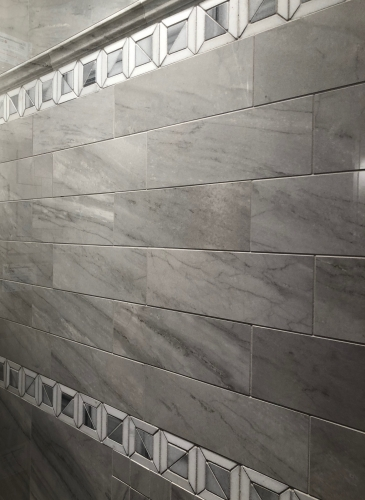 4 X 12 Gazzini Luxury Grey Lappato Porcelain Subway Tile