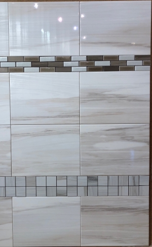 10 X 13 Hdc Porcelanicos Ontario Greige Ceramic Wall